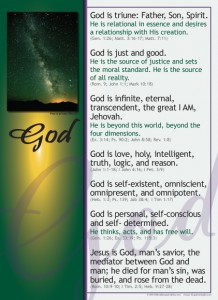 Intermediate Poster: God