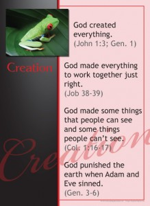 Primary Poster: Creation