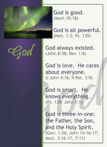 Primary Poster: God